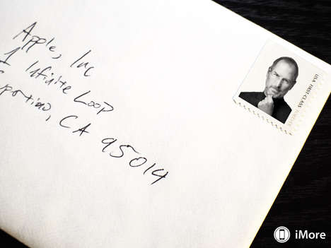 CEO-Commemorating Postal Stamps - The Iconic Steve Jobs Stamp Celebrates His Legacy and Creativity