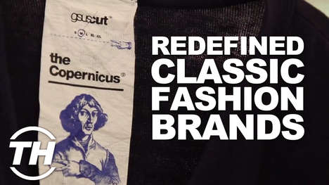 Redefined Classic Fashion Brands - Everton McDougall Explains the Super Dynamic GSUS Brand