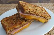 Cereal-Infused Sandwiches