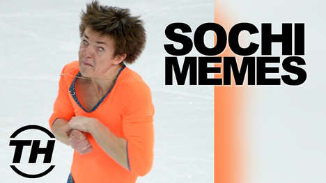 Side Splitting Sochi Memes - Shelby Walsh Walks Us Through Her Favorite Olympic Memes