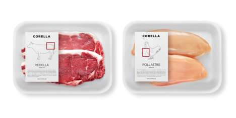 Corella Meat packaging