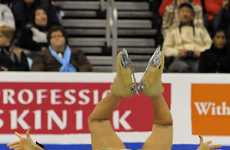 This Blog Shows Funny Figure Skaters with Partners Edited Out