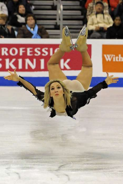Partnerless Skater Manipulations - This Blog Shows Funny Figure Skaters with Partners Edited Out