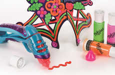 Advanced Modeling Tool Toys - The DohVinci is a Play-Doh Toy That Has Glue-Gun Like Precision