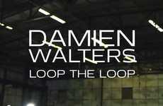 Human Hamster Wheel Stunts - Human Loop the Loop by Damien Walters Involves the Unbelieveable