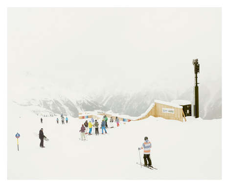 Quiety Neutral Landscapes - Wander by Akos Major Captures the Photographer's Recent Adventures