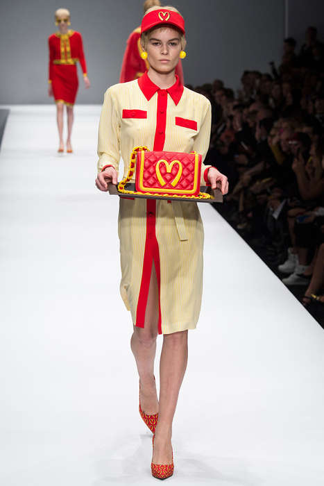 37 Eccentric Jeremy Scott Styles - Jeremy Scott for Moschino Causes Ruckus at Milan Fashion Week