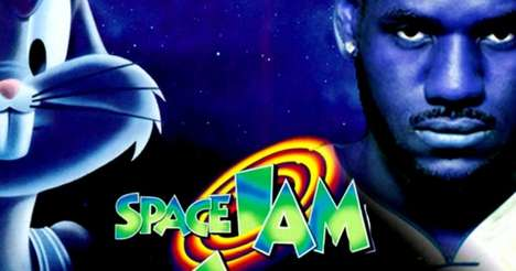 Rumored Basketball Cartoon Sequels - Space Jam 2 May Be Coming with the New King of the NBA
