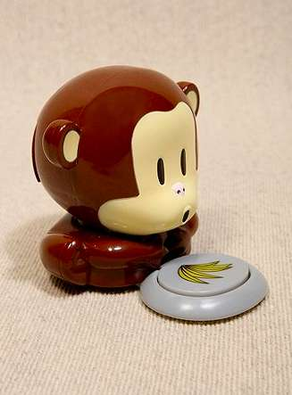 Playful Nail Polish Dryers - This Monkey Nail Dryer is a Cute Way to Quickly Dry Your Polish