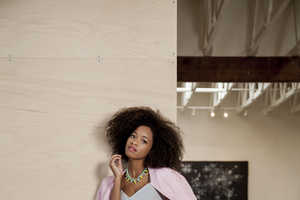 Artist Kilo Kish Rocks the Lust, Covet, Desire Look