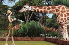 Charming Wildlife Editorials