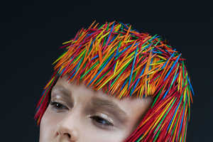 The Hair Art Photography by Strange and Darley is Daring