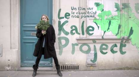 Vegetable Reintroduction Projects - Kristen Beddard Brings the Romance of the Kale Green to France