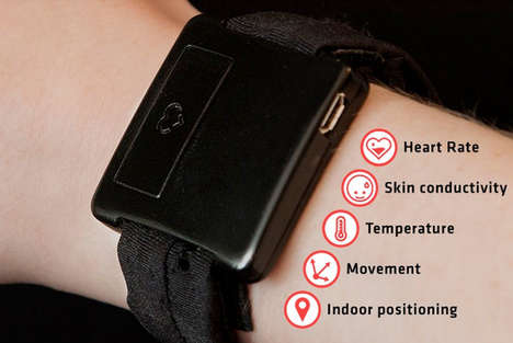 Anxiety-Monitoring Bracelets - The Empatica E3 Wristband Analyzes Daily Stress and Depression