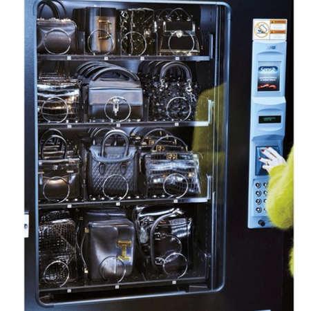 Designer Bag Vending Machines - This Designer Handbag Vending Machine Makes Style Accessible