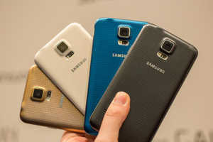 The Samsung Galaxy S5 Has Been Revealed Worldwide