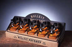 Bulleit Bourbon Whiskey Gets an Old West Makeover