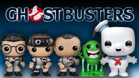36 Ghostbusters-Inspired Products - These Items Commemorate Ghostbusters
