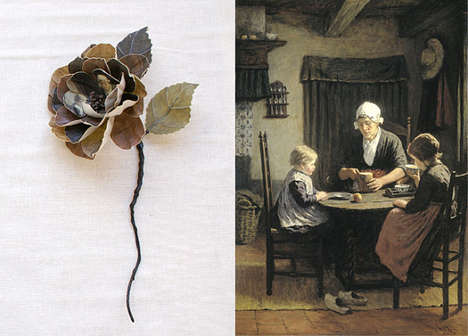 Revived Historic Artworks - The Rijksmuseum x Etsy Partnership Gives Classic Paintings New Life