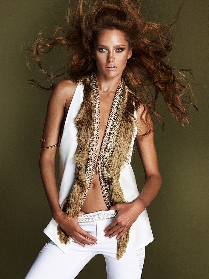 Golden Boho Chic Campaigns