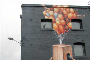 Artist Fintan Magee Creates Surreal Murals That Focus on Living Things
