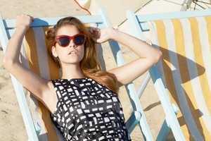 The iBlues Spring 2014 Campaign Stars a Sunny Barbara Palvin