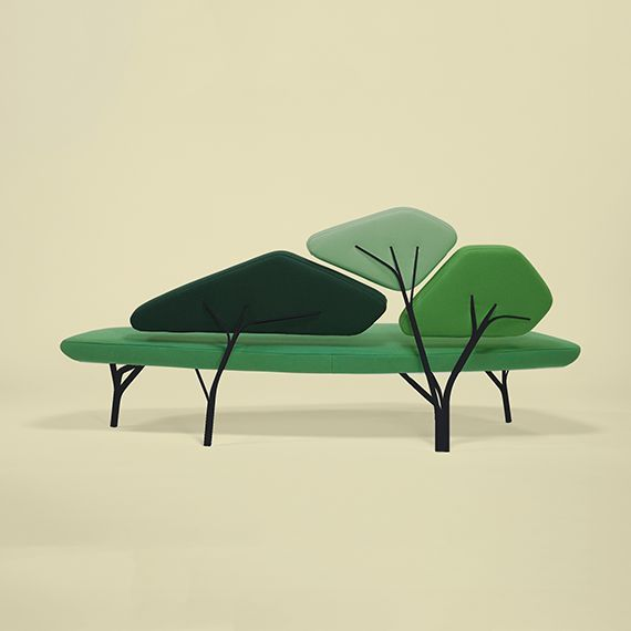 Natural Forest-Themed Chairs