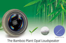 The World's First Panasonic Plant Opal Loudspeaker is Coming Soo