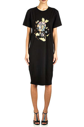 Modest Floral Frocks - Cynthia Rowley