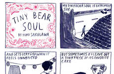 Quirky Hand-Drawn Comics