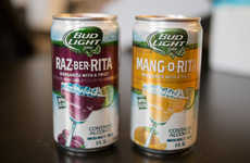 Margarita Canned Beer Creations