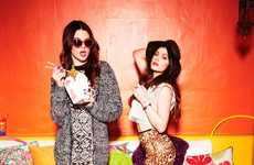 Kendall and Kylie Jenner Star in the New Steve Madden Photo Shoot