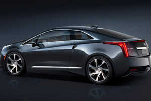 This 2014 Cadillac ELR is the First Plug-In Hybrid for the Automaker