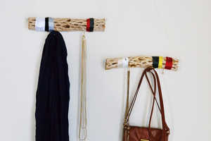 This DIY Driftwood Wall Hanger is Perfect for Crafty Eco Enthusiasts