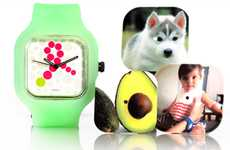 Customizable Image-Inserting Watches