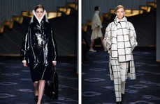 Slinky Outerwear Runways