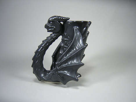 Nordic Wyvern Beer Steins - Celebrate Any Occasion by Drinking from Your Viking Dragon Mug