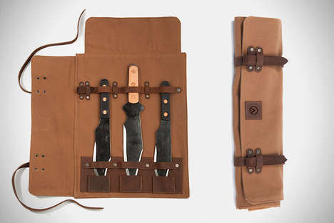Stylish Throwing Knives - The Furies Throwing Knives Kit from Base Camp X is Great for Campers