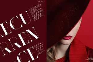 The Volt Magazine February 2014 Photoshoot Stars Tessa Antifave