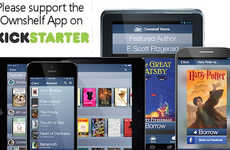 Share and Borrow Books with the Ownshelf App