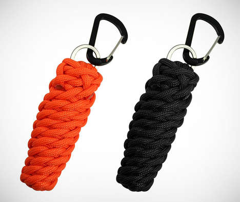 Roped Survival Kits - The X Stream Survival Pod Has Everything You Need to Stay Safe Outdoors