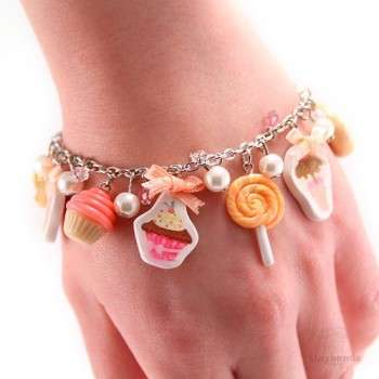 Sugary Confection-Scented Bracelets - This Scented Jewelry Looks Delicious But Sadly is Inedible
