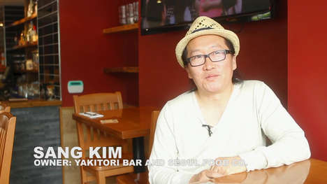 Nostalgia-Inspired Restaurant Owners - Sang Kim is Taking His Restaurant Down Memory Lane