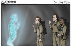 This Harold Ramis Tribute is Touching and Symbolic