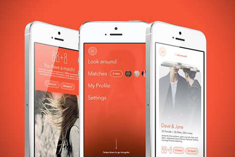 Triple Threat Romance Apps - Three's Company When it Comes to the 3nder App