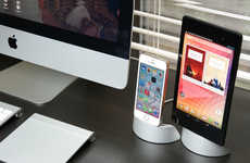 Multiple Device-Charging Docks - The Arq Modular Charging Dock Charges Multiple Devices