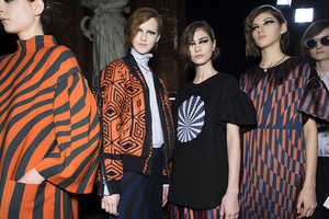 This Dries Van Noten Collection Plays With Prints