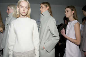 This Jil Sander Collection is Sleek and Surprisingly Feminine