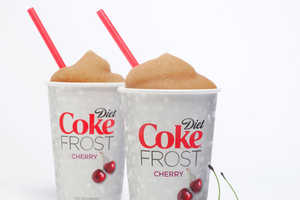 The Newest Slurpee Unveiled is the Diet Coke Cherry
