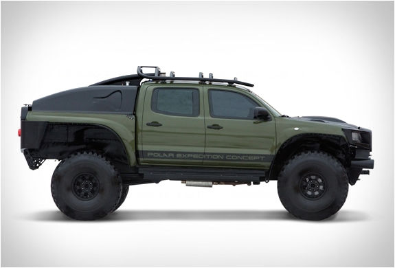 Adventure-Built Concept Trucks